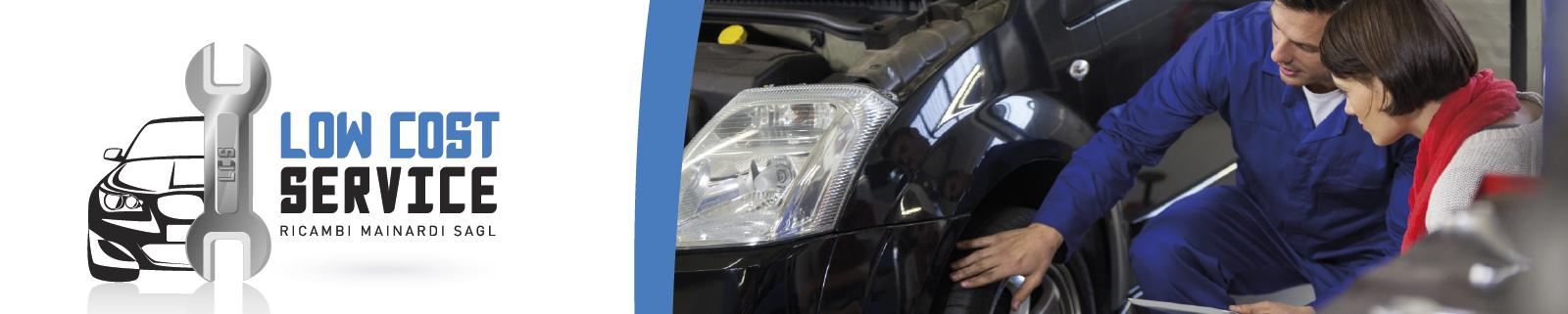 Competenza e qualità nei ricambi auto di Low Cost Service